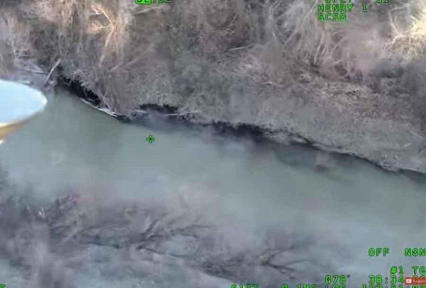 U rijeku se izlilo skoro 400.000 litara CRNOG VINA, posljedice se TEK TREBAJU UTVRDITI (VIDEO)