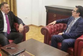 SASTANAK U SKOPLJU Dodik: Nije fer što Sjeverna Makedonija nije dobila članstvo u EU