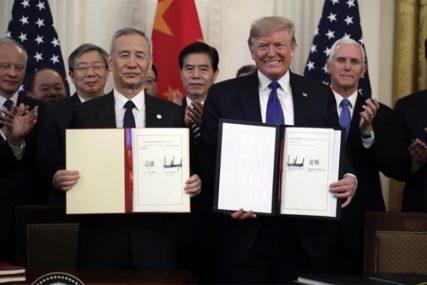 DVIJE GODINE SPORA SAD i Kina potpisale sporazum nakon trgovinskog rata, ovo su dobitnici i gubitnici