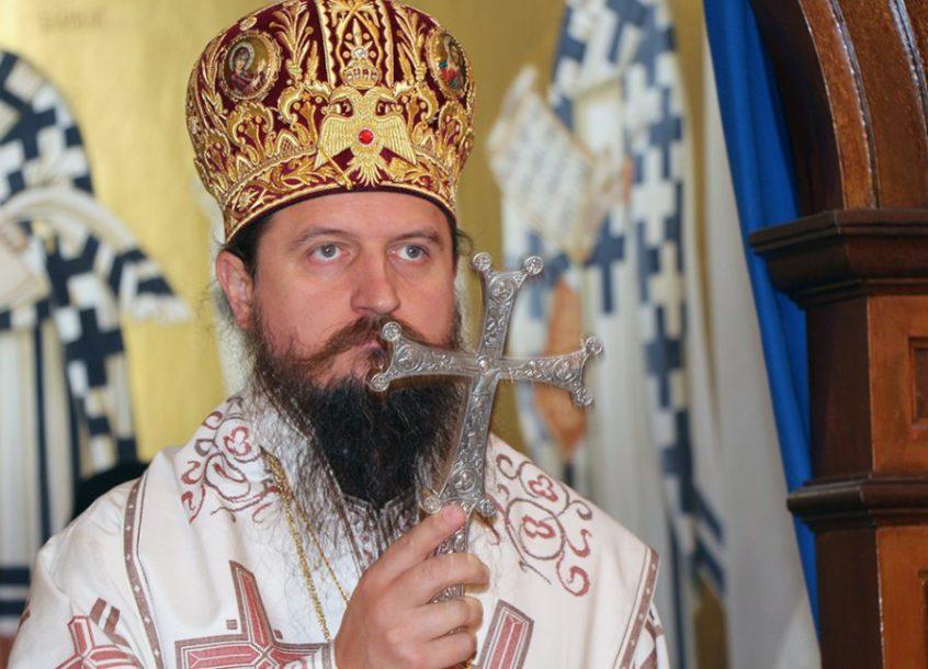 Episkop Sergije poručuje