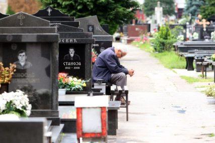 Siromašan im bio ŽIVOT I ISPRAĆAJ na onaj svijet: Mnoge građane sahranjuju gradovi i opštine