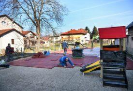 Mališani na Laušu uskoro dobijaju novo igralište