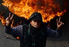 """""""SMRT AMERICI, SMRT IZRAELU"""" U Iraku održani protesti protiv američkih trupa"""