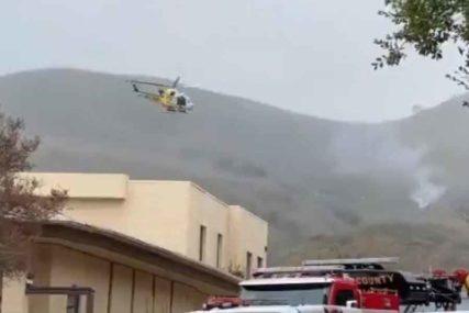 UOČI TRAGEDIJE Isplivao snimak razgovora pilota Brajantovog helikoptera i kontrole leta (VIDEO)
