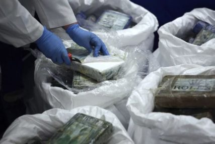 DROGA SKRIVENA SA BANANAMA Portugalska policija oduzela 825 kilograma KOKAINA