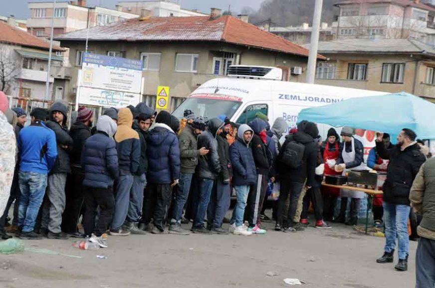 UPOZORENJE GRANIČNE POLICIJE Na proljeće novi migrantski talas u BiH