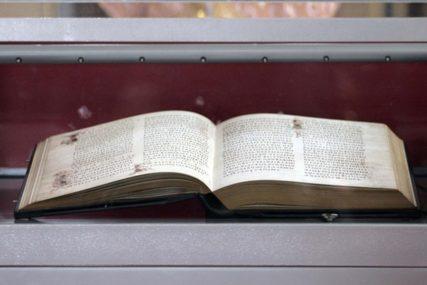 Najstariji srpski spis sada dostupan široj javnosti: Potpisan sporazum o digitalizaciji Miroslavljevog jevanđelja