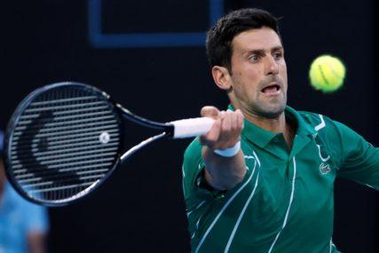 ĐOKOVIĆ U FINALU Novak PREGAZIO Federera u pohodu ka osmoj tituli