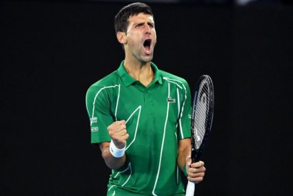 NOVAK GAZI KA TITULI Đoković zakazao novi duel sa Federerom