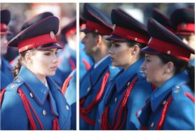 USIJALE INTERNET Ljepotice MUP RS u uniformama UKRALE SLAVU na svečanom defileu (FOTO)
