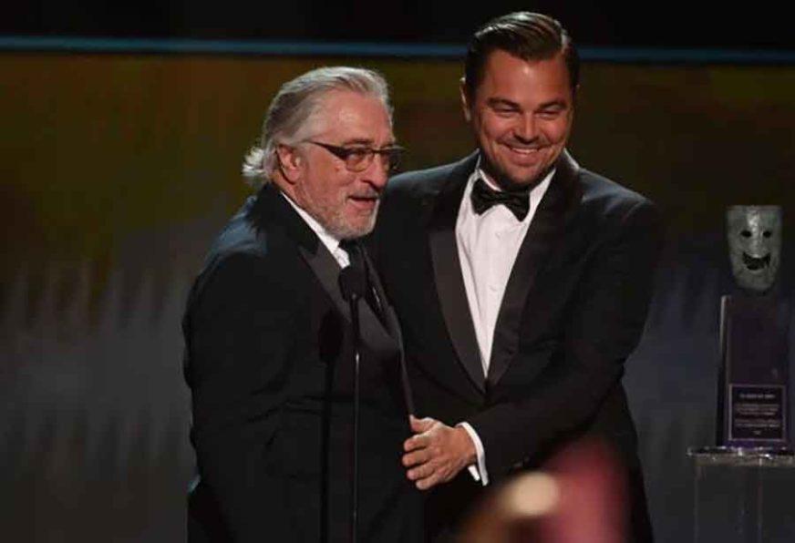 POSLASTICA ZA FILMOLJUPCE Stiže novi film s Dikapriom i De Nirom u GLAVNIM ULOGAMA