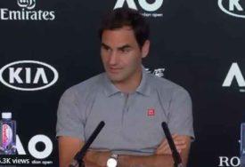 """""""BILO JE STRAŠNO"""" Federer otkrio kako se osjeća nakon JOŠ JEDNOG PORAZA od Đokovića (VIDEO)"""
