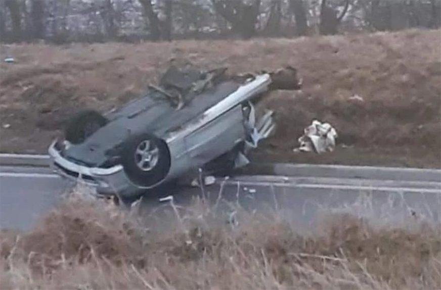 TUGA U smrskanom autu bila dva brata, jedan poginuo, drugom se ljekari bore za život