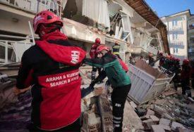 KATASTROFALNE SCENE IZ TURSKE Šta je ostalo od grada nakon zemljotresa (VIDEO)