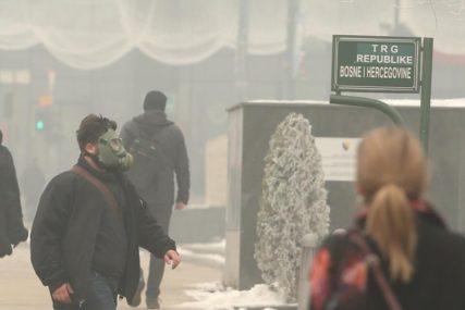 """BRIGA O DOBROBITI DJECE"" Zakazan protest zbog velikog zagađenja vazduha"