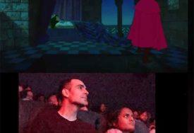 VJERIDBA KAO IZ SNOVA Otišli su u bioskop, a onda se na platnu pojavila NEVJEROVATNA SCENA (VIDEO)