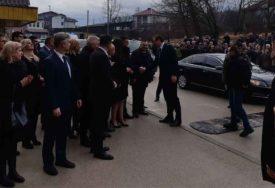NASTAVAK POSJETE LIDERA SRBIJE Vučić, Višković i Tegeltija stigli u Drvar
