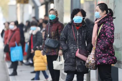 OBUHVAĆENO 1,2 MILIJARDI LJUDI 25 kineskih provincija aktiviralo NAJVIŠI STEPEN UPOZORENJA