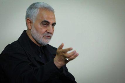 DEMONSTRANTI TRAŽE OSVETU Masovni protesti u Teheranu zbog ubistva iranskog generala (VIDEO)