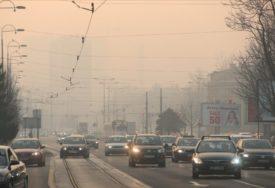 ALARMANTNI PODACI Sarajevo na šestom u svijetu po zagađenosti vazduha