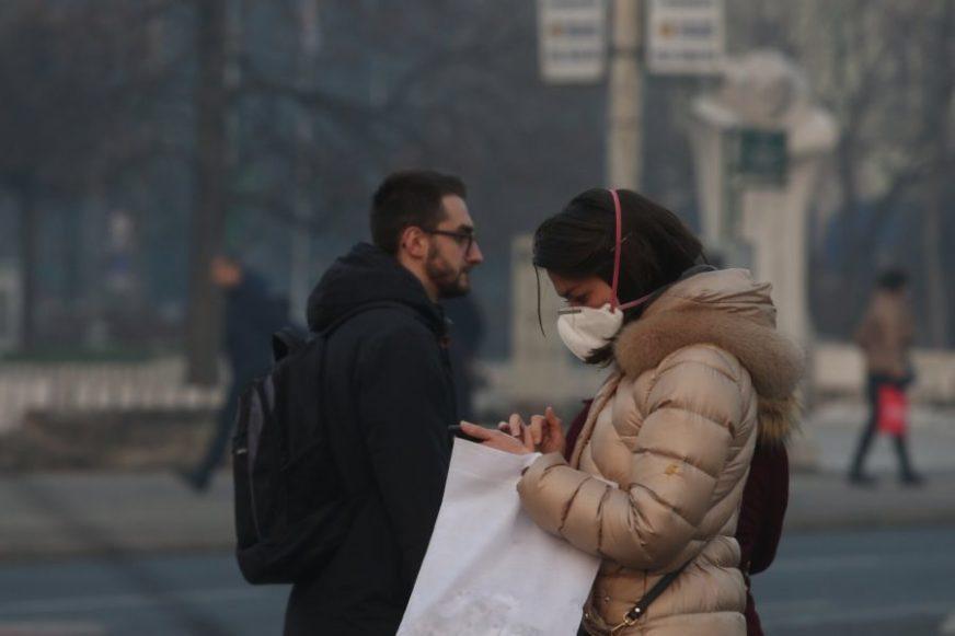 PREPORUČUJE SE SMANJENA AKTIVNOST NAPOLJU Vazduh u Sarajevu i dalje veoma NEZDRAV
