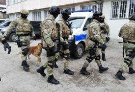 Borba protiv terorizma: SAJ i Zelene beretke na zajedničkoj obuci