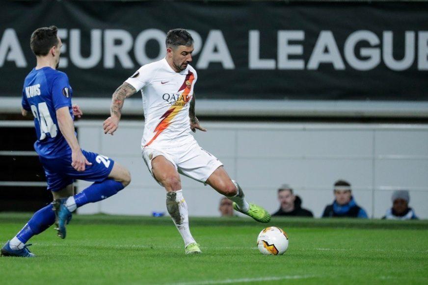 DANAS ŽRIJEB OSMINE FINALA LIGE EVROPE 13 srpskih fudbalera čeka protivnike