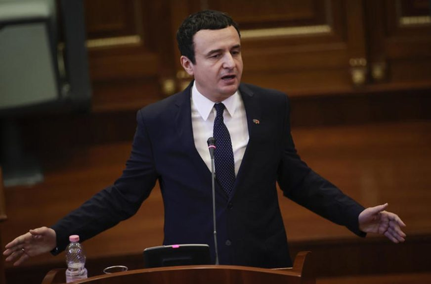 """KURTIJEV MANDAT OD ŠEST NEDJELJA """"Vlada Kosova pala zbog korona virusa"""""""