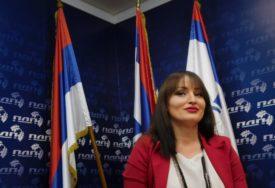 """""""Očekujemo pravdu za srpske žrtve"""" Petrovićeva poručila da će uvijek braniti svetinje"""