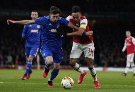 OČEKIVANO Arsenal otkazao treninge