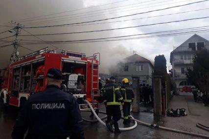 TUGA Nepokretni muškarac izgorio u vatrenoj stihiji, njegova slijepa majka prebačena u bolnicu