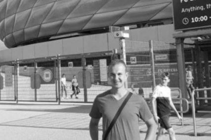 TUGA DO NEBA Mladi fudbaler iz Srebrenika preminuo u 23. godini