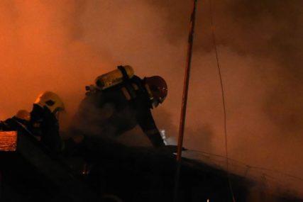 NEKO TO RADI NAMJERNO Piroman tri dana zaredom izaziva požar kod Tomislavgrada