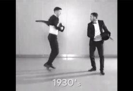 Urnebesna evolucija NASMIJALA SVIJET: Kako se ples MIJENJAO KROZ DECENIJE (VIDEO)
