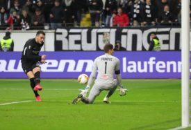 Kostić POGODIO u ubjedljivoj pobjedi Ajntrahta, PRVENAC Eriksena za Inter
