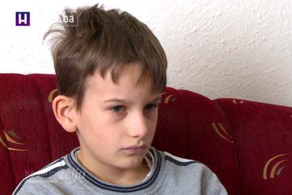 IZMAMIĆE VAM SUZE Dječak (9) iz Fojnice IMA SAMO JEDNU ŽELJU