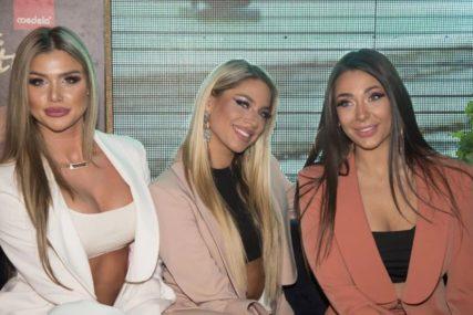 """ŽIVA VATRA Ove djevojke su među favoritima """"Beovizije"""", pršte od provokacije (VIDEO)"""