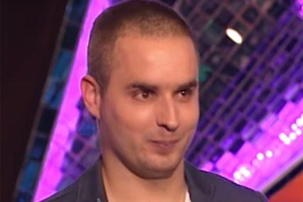 POBJEDNIK DANA Ilija Davidović