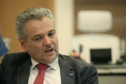 Satler: Težiti smanjivanju međunarodnog prisustva u BiH