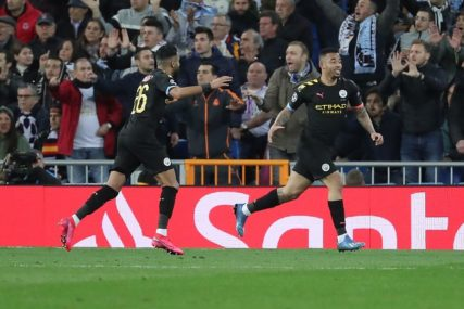 """ŠOK U MADRIDU, IZNENAĐENJE U FRANCUSKOJ Siti napravio preokret uz """"POMOĆ SUDIJE"""", poraz Juventusa u Lionu (VIDEO)"""