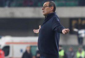 """""""DOĐAVOLA, ŠTA HOĆE TAJ SARI?"""" Zanimljiv odgovor trenera Juventusa na pitanje o Mesiju"""