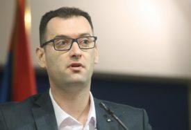 """Grmuša o aferi """"Kiseonik"""": Nadam se da će nadležni biti u funkciji prava, a ne koalicionih partnera"""