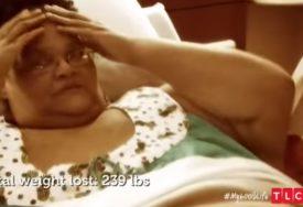 NIJE MOGLA IZ KREVETA Mila je imala 340 kilograma, a onda se ODLUČILA ZA PROMJENE (VIDEO)