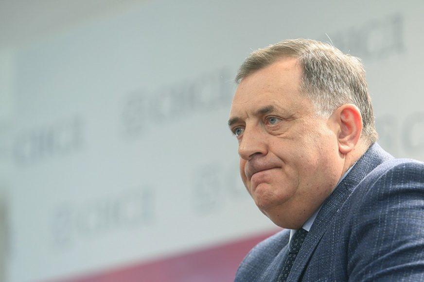 BEZ NAMETANJA MEĐUNARODNE ZAJEDNICE Dodik: Ni Srpska, ni Srbija ne žele rat, već mir i stabilnost u regionu