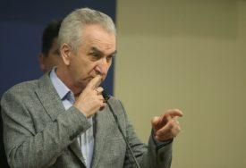 """""""POTVRDA NEFUNKCIONISANJA SAVJETA MINISTARA"""" Šarović o zaustavljanju aranžmana BiH sa MMF"""