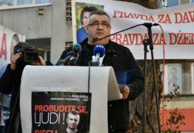 """""""NEĆEMO ODUSTATI!"""" Hijade ljudi u Sarajevu tražilo pravdu za Dženana i Davida (VIDEO)"""