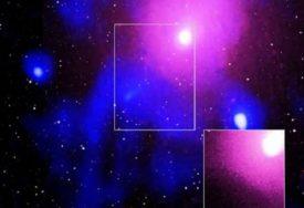 KRATER VELIČINE 15 NAŠIH GALAKSIJA Otkrivena najveća eksplozija u svemiru od Velikog praska
