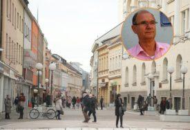 MOJA BANJALUKA Nikola Gojković: Jedan od najljepših gradova