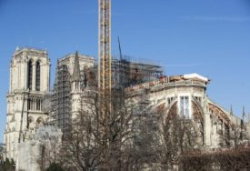 OBNOVLJENI NAKON STRAVIČNOG POŽARA Kripta i plato katedrale Notr Dam uskoro otvoreni za javnost