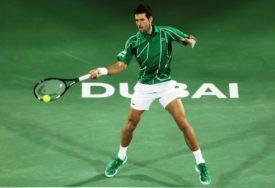 SRBIN ZADOVOLJAN Đoković: Odsustvo Federera ne utiče na mene